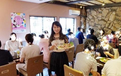第75回 笑婚グルメ婚活パーティー【3月26日自粛決定】